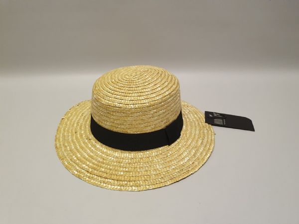 Mens panama boater hat P31 BOATER HAT